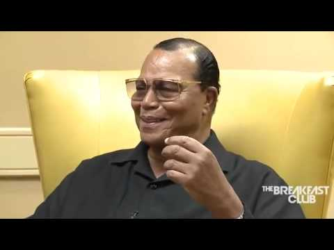 Louis Farrakhan Breakfast Club Interview