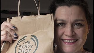 Mini shoplog Bodyshop, Primark, Groupon.