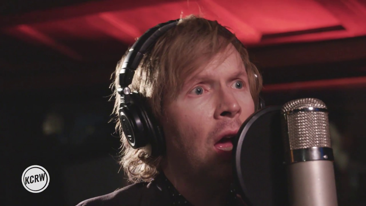 """Download Beck performing """"Dreams"""" Live on KCRW"""