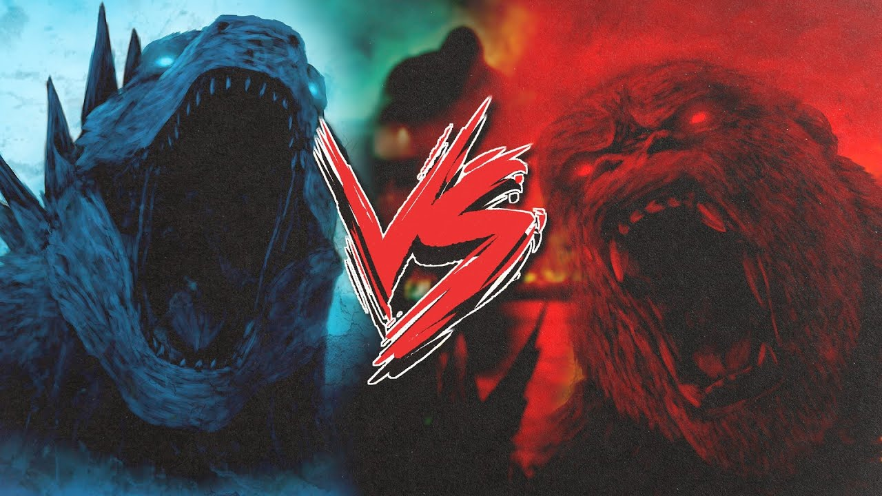 Godzilla VS Kong- Who Would Win?