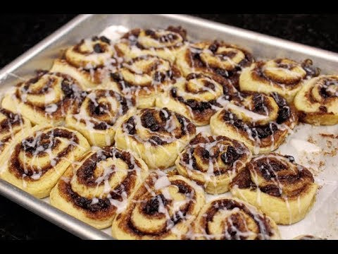 Cinnamon Bun Cookies || 12 Days of Christmas Cookies Part 8