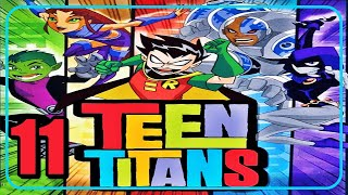 Teen Titans - Part 11 - English