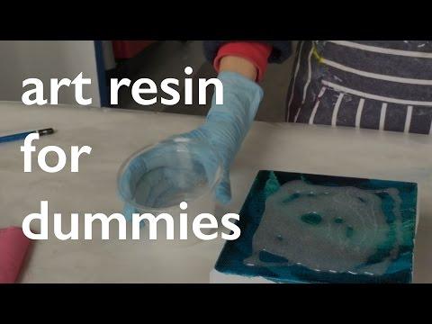 Art Resin for Dummies