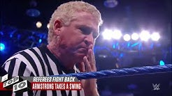 Top 10 WWE Referees Fight Back Against Wrestler