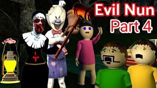 Evil Nun Horror Story Part 4 | Apk Android Game | Horror Movies 2020 | Make Joke Horror