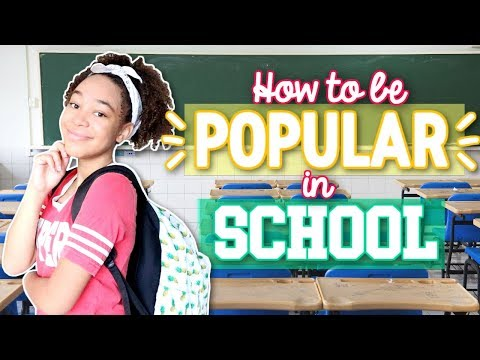 How To Be Popular In Middle School | Makayla Lysiak