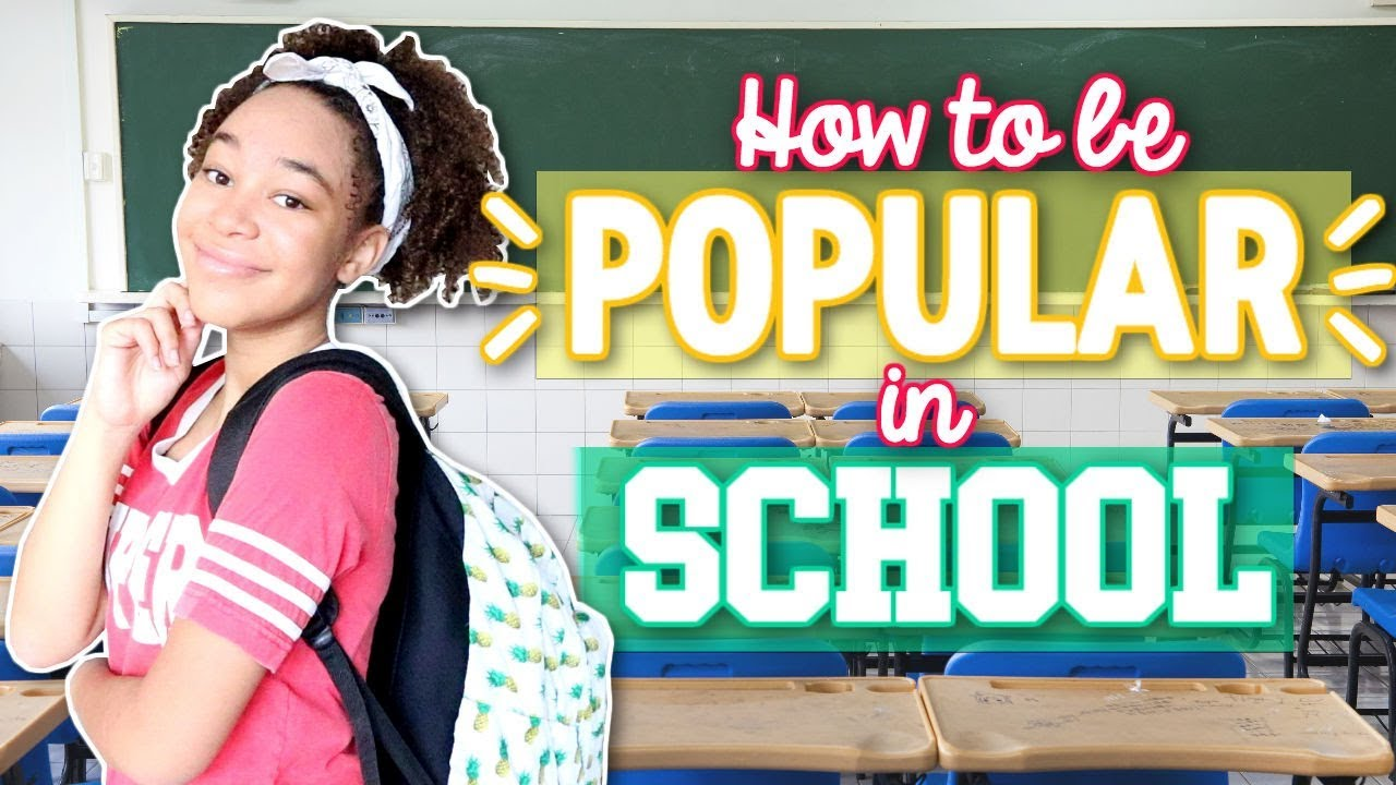 How To Be Popular In Middle School Makayla Lysiak Youtube