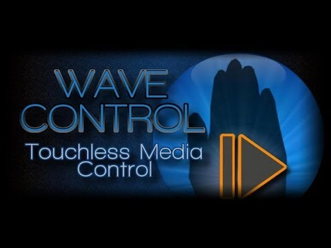 Control Your Smartphone's Music without Ever Touching Your Phone with Wave Control