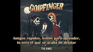 Goldfinger - Who's Laughing Now (Sub Español)