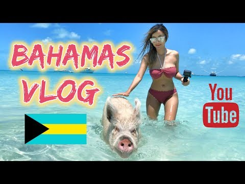 Exuma, Bahamas | travel | vlog | 4K !