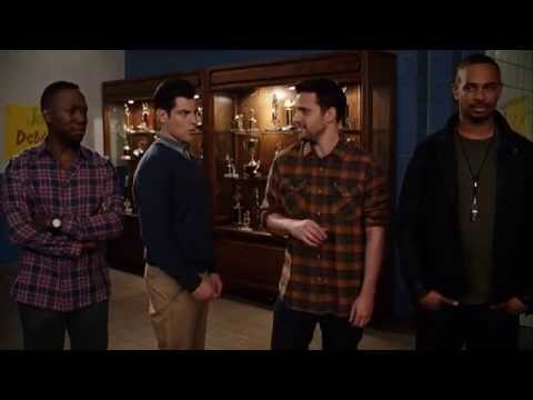 New Girl Season 3 Bloopers / Gag Reel