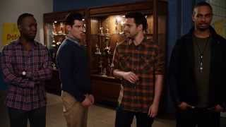 New Girl Season 3 Bloopers / Gag Reel(New Girl, Season 3 Bloopers / Gag Reel., 2015-05-04T19:38:41.000Z)