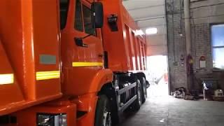 КАМАЗ 6520 ЕВРО 4 И ЕВРО 2 - 2016 ГОДА