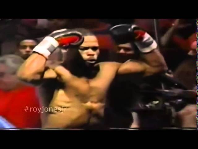 Mr. T, Mike Tyson, Roy Jones, DJ Kev cutz