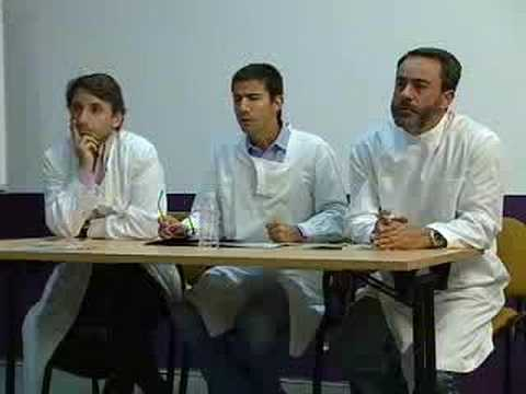Gato Fedorento: Junta Médica