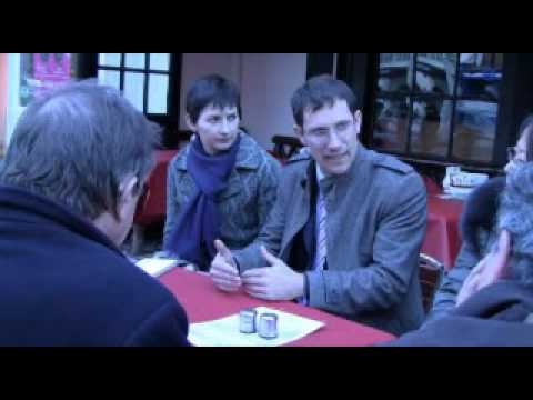Caroline Pidgeon visits local traders in Hampstead and Kilburn