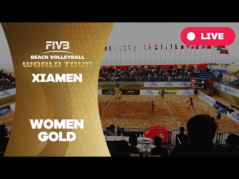Xiamen 3-Star 2017 - Women Gold - Beach Volleyball World Tour