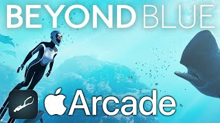 Apple Arcade - Beyond Blue Review Gameplay