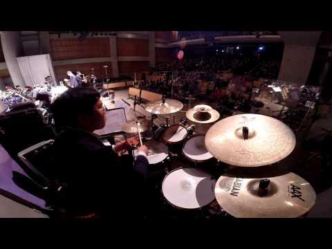 The National Big Band Live- JAZZ Police-서울은현교회20150104