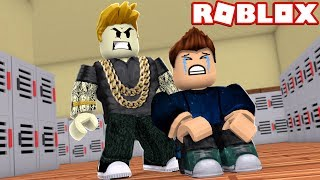 A SAD ROBLOX BULLY LOVE STORY