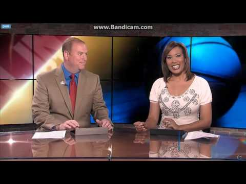 WOIO Cleveland 19 News at 10pm on WUAB CLE 43 open June 19, 2016