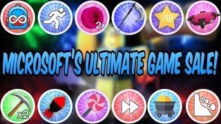 * INSANE * Microsofts ultimativer Spielverkauf + Tipps! (Roblox Mining Simulator)
