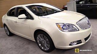2015 Buick Verano - Exterior and Interior Walkaround   2015 Ottawa Gatineau Auto Show