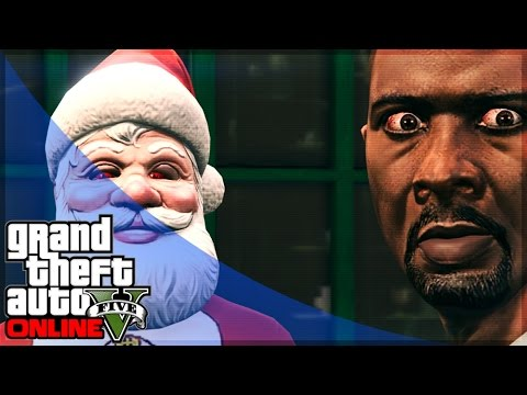 GTA 5 Online Lizard Squad ATTACKS SERVERS & Christmas GIFTS! (SquadCast 42) [GTA 5 Gameplay]