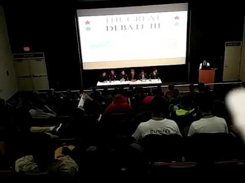 Policy Debate @ University of Cincinnati