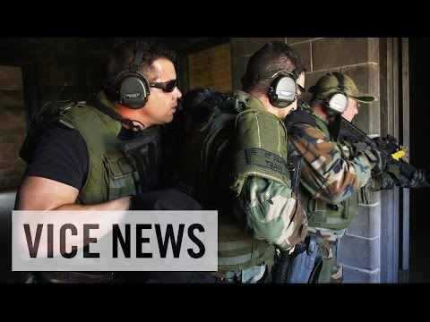 Police Militarization meets