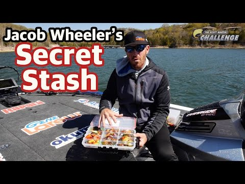 Jacob Wheeler  Cranking Tips - How To Catch Bass In The Early Spring With Wiggle Warts