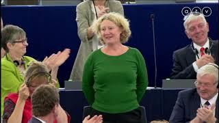 Így szavaztak a politikusok az EP-ben a Sargentini-jelentésről