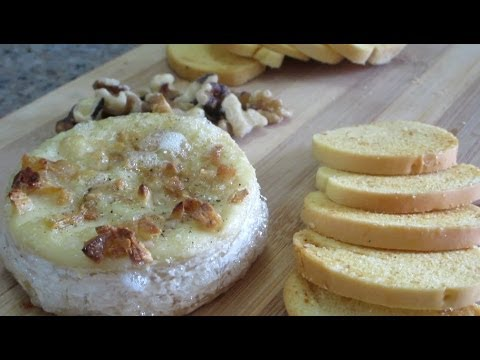 BAKED CAMEMBERT CHEESE HOW TO