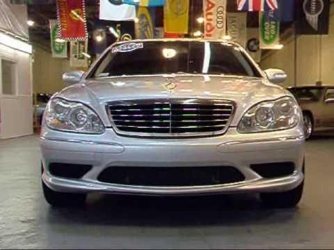 Edirect Motors 2004 Mercedes Benz S500 Sport Youtube