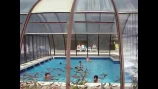 Domaine des Bans piscine