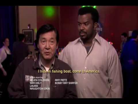 Yakuza Man  The Office
