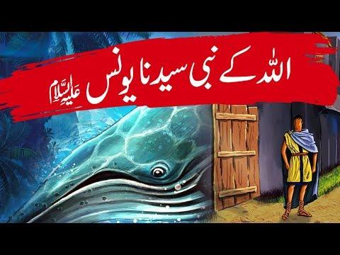 Hazrat Younus (A.S) | History Of Islam | Cartoons Central