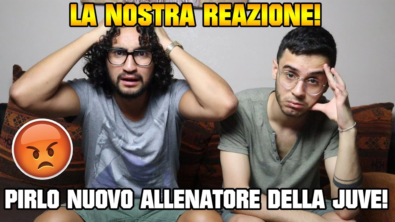 [UFFICIALE] PIRLO NUOVO ALLENATORE DELLA JUVENTUS!! LA NOSTRA REAZIONE!!!