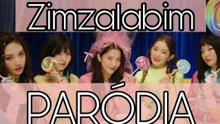 Download Red Velvet Zimzalabim (Paródia/Redublagem)|KAPOSTAR