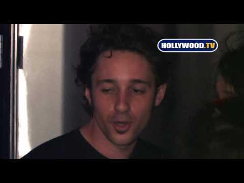 Thomas Ian Nicholas Talks To HOLLYWOOD.TV