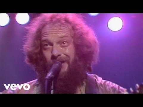 Jethro Tull - Pussy Willow (Rockpop In Concert 10.7.1982)