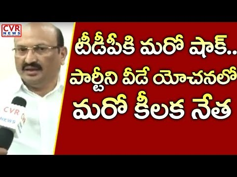 Big Shock To TDP l Face2Face With AP Police Housing Corporation Chairman Nagul Meera l CVR NEWS
