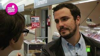 "Alberto Garzón: ""Estoy acostumbrado a perder. Soy de Izquierda Unida"""
