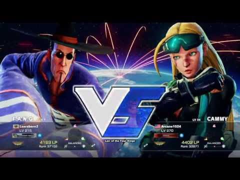 JDA Gaming: Learning how to play F.A.N.G in SFV