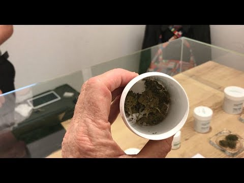 Getting Mellow — But Not High — With Swiss Weed
