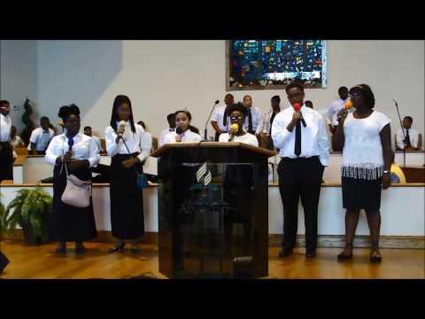 Ephesus Academy Praise Team - Song of Praise - Ephesus SDA Church Birmingham, Alabama