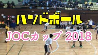 【前半】ハンドボール JOCカップ  (埼玉県選抜 対 滋賀県選抜) 2018/12/24