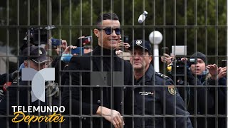 Cristiano Ronaldo evita la cárcel, pero no una severa multa | Telemundo Deportes