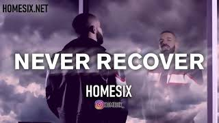 Drake Type Beat NEVER RECOVER (2018)