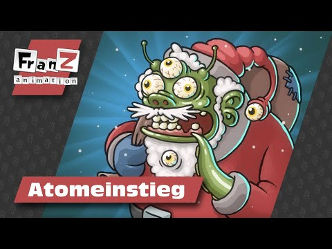 Weihnachtsmann wagt Atomeinstieg - Merry Christmas